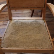 fauteuil bridge années 50