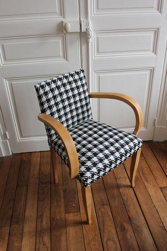 fauteuil bridge ann es 50 apr s tout design. Black Bedroom Furniture Sets. Home Design Ideas