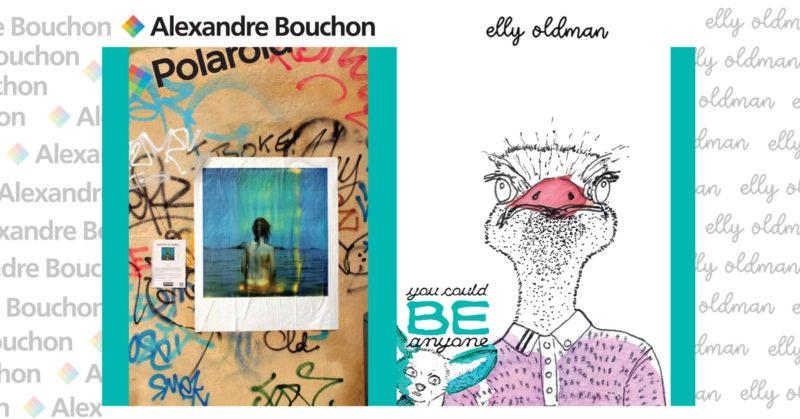 Exposition Elly Oldman et Alexandre Bouchon